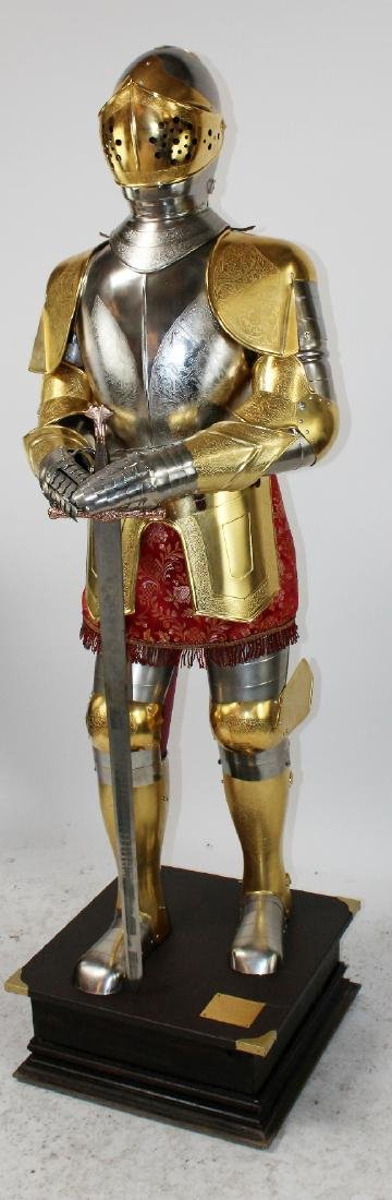 Spanish made suit of armor by Marto - 5