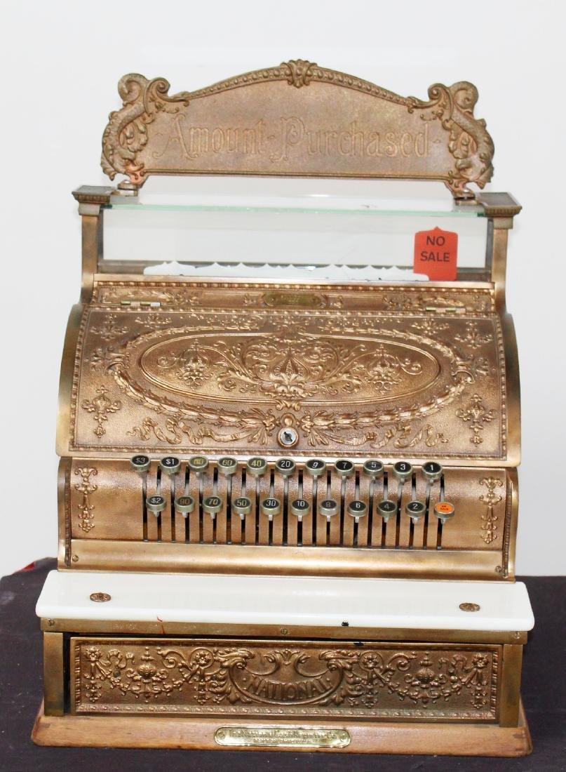 National cash register model 332