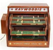 Kaywoodie pipe display case