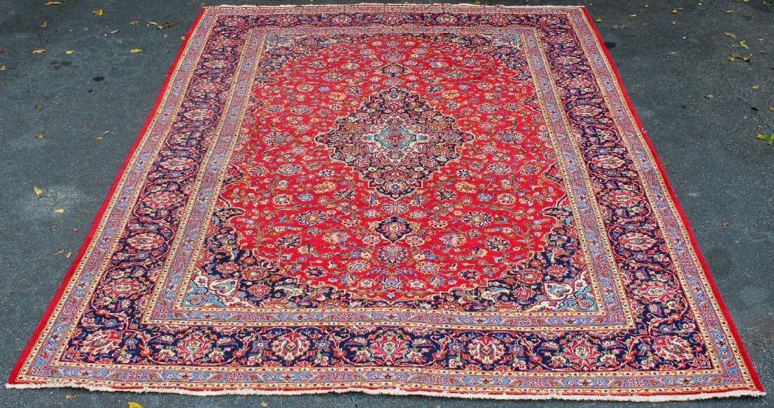"""10'1 x 13'4"""" Persian rug"""