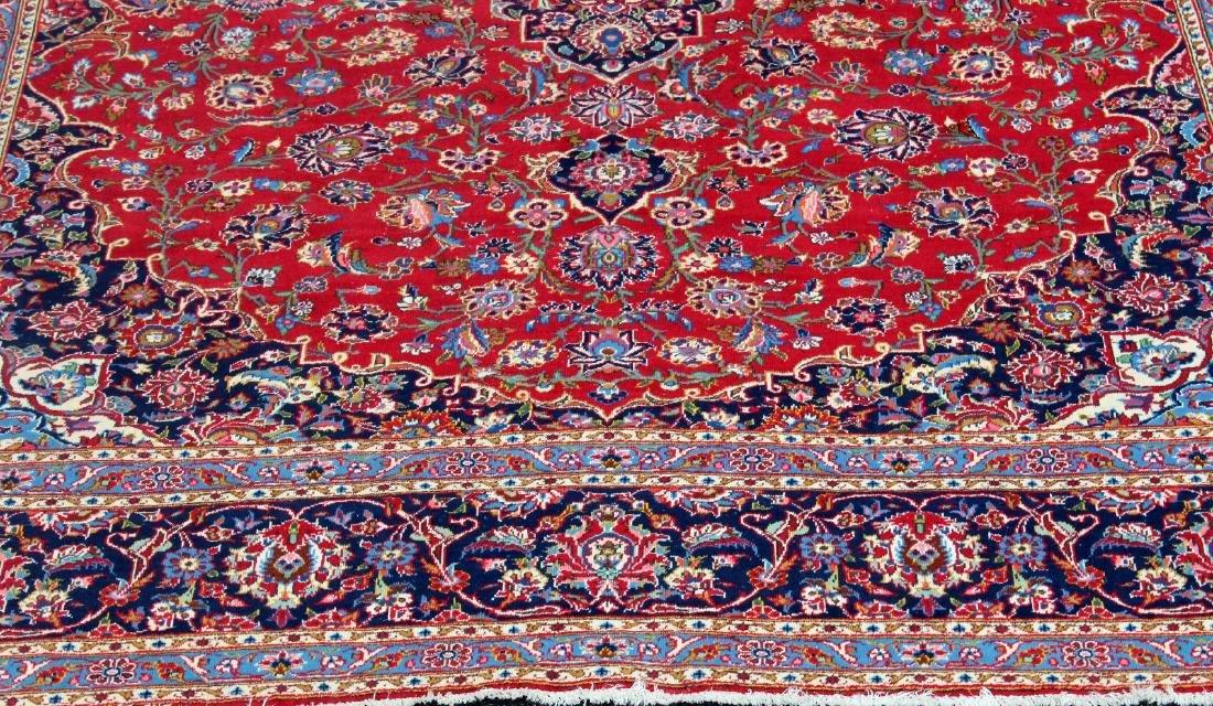 """10'1 x 13'4"""" Persian rug - 4"""