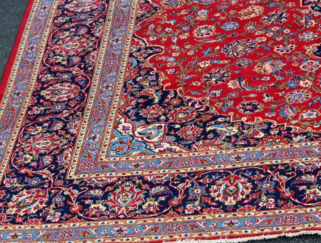 """10'1 x 13'4"""" Persian rug - 5"""