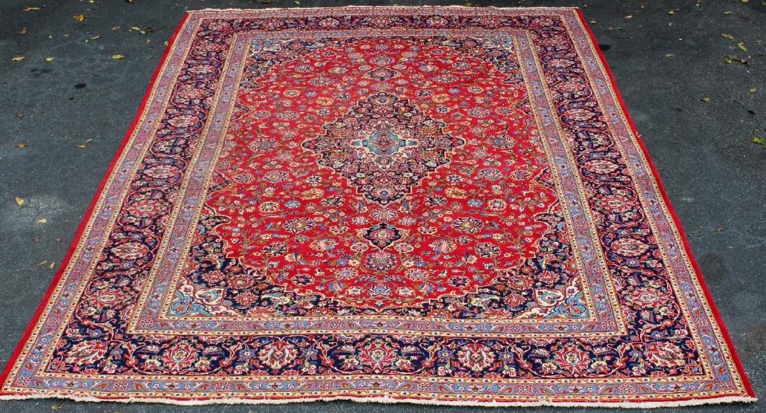 """10'1 x 13'4"""" Persian rug - 6"""