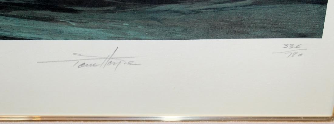 "Thomas Hoyne print ""Fog Peril"" - 6"