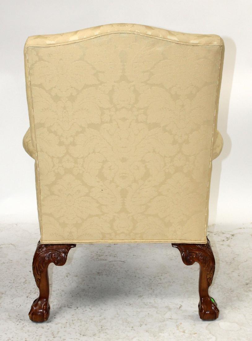 Henredon Chippendale style armchair - 6