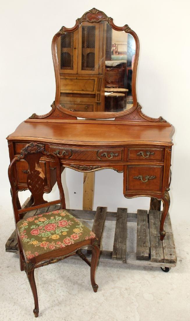 Flint & Horner Louis XV vanity