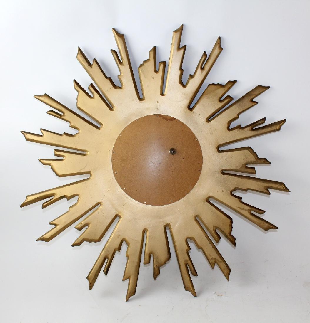 French Sunburst mirror - 2