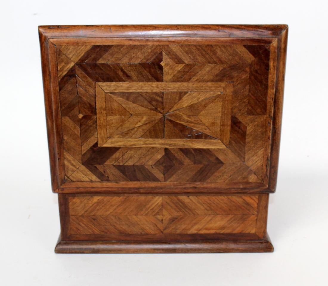 French marquetry box - 5