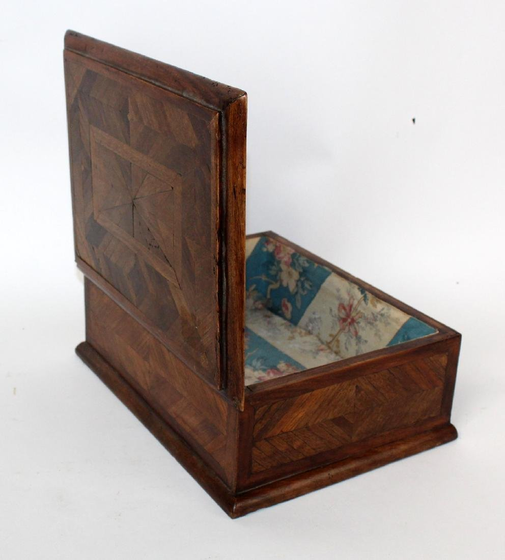 French marquetry box - 6