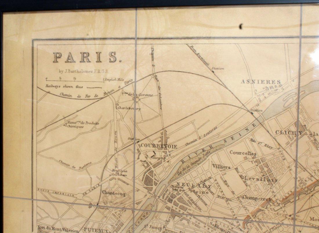 Large scale map of Paris - 3