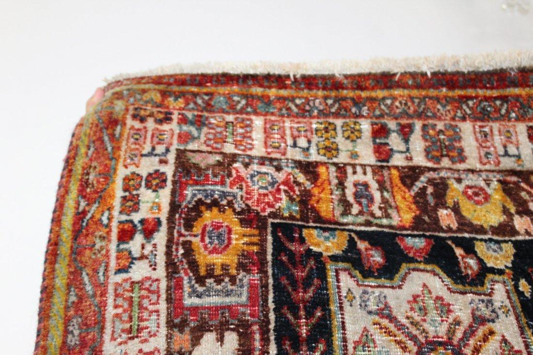 Persian Qashqai Rug 4'6 x 7'8 - 8