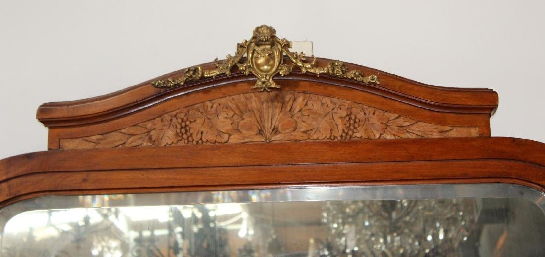 Louis XVI style curved side buffet - 5