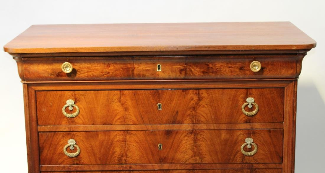 French Louis Philippe commode - 3