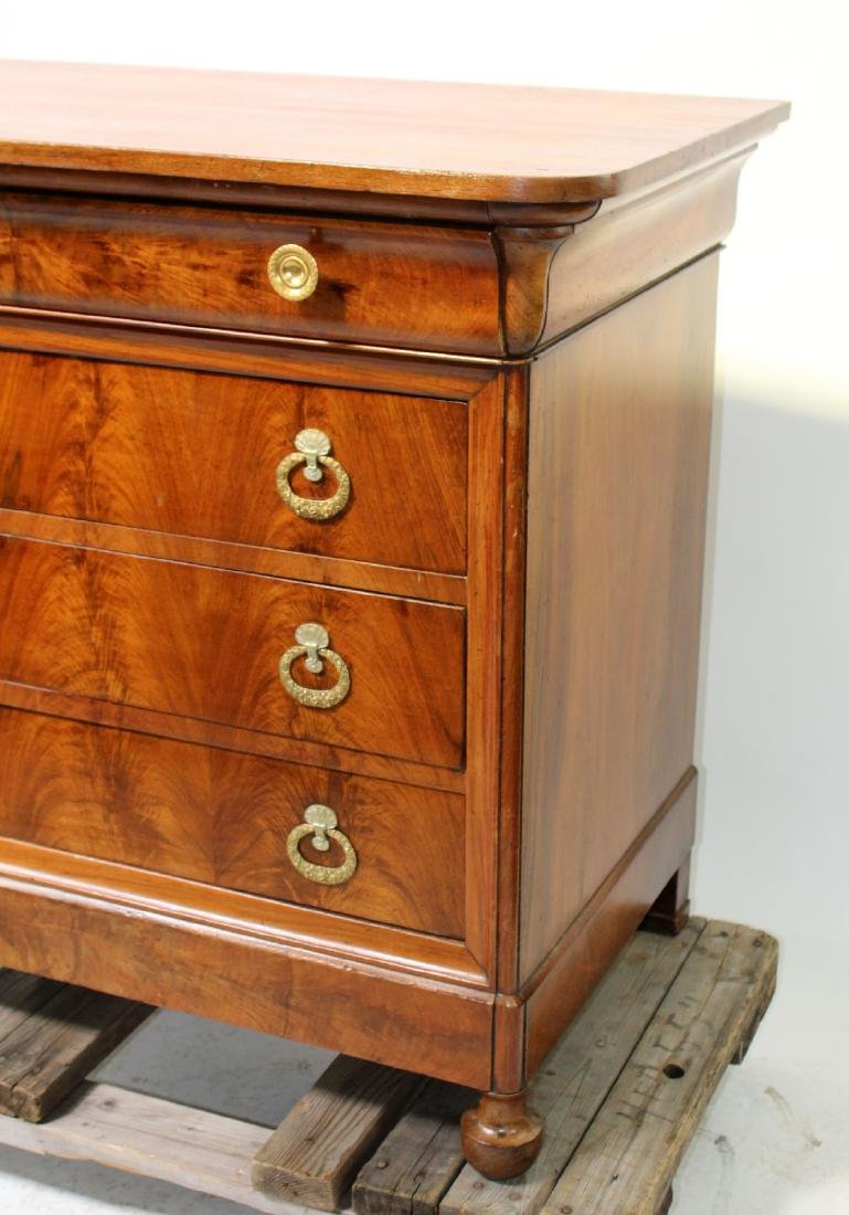 French Louis Philippe commode - 6