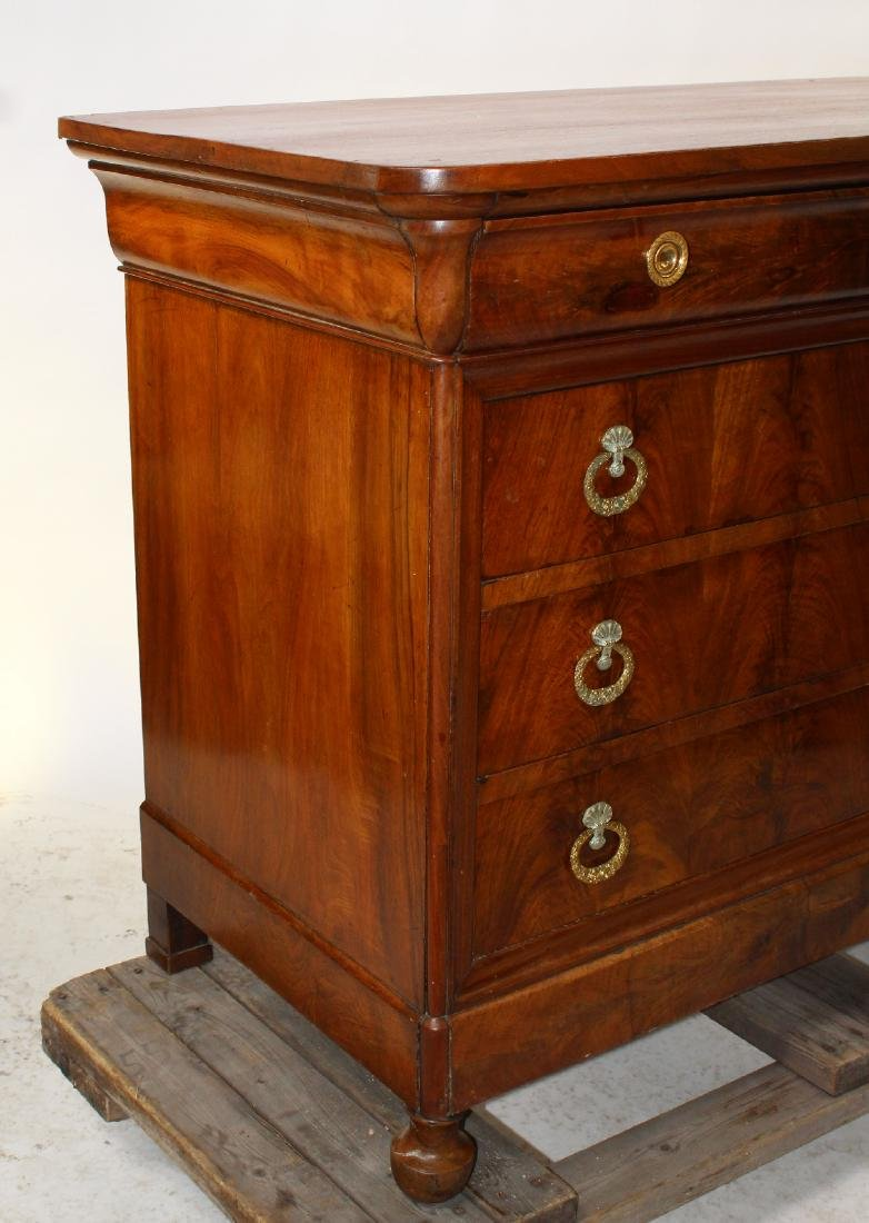 French Louis Philippe commode - 8