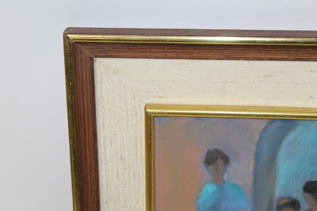 Ingris Klussman oil on canvas - 6