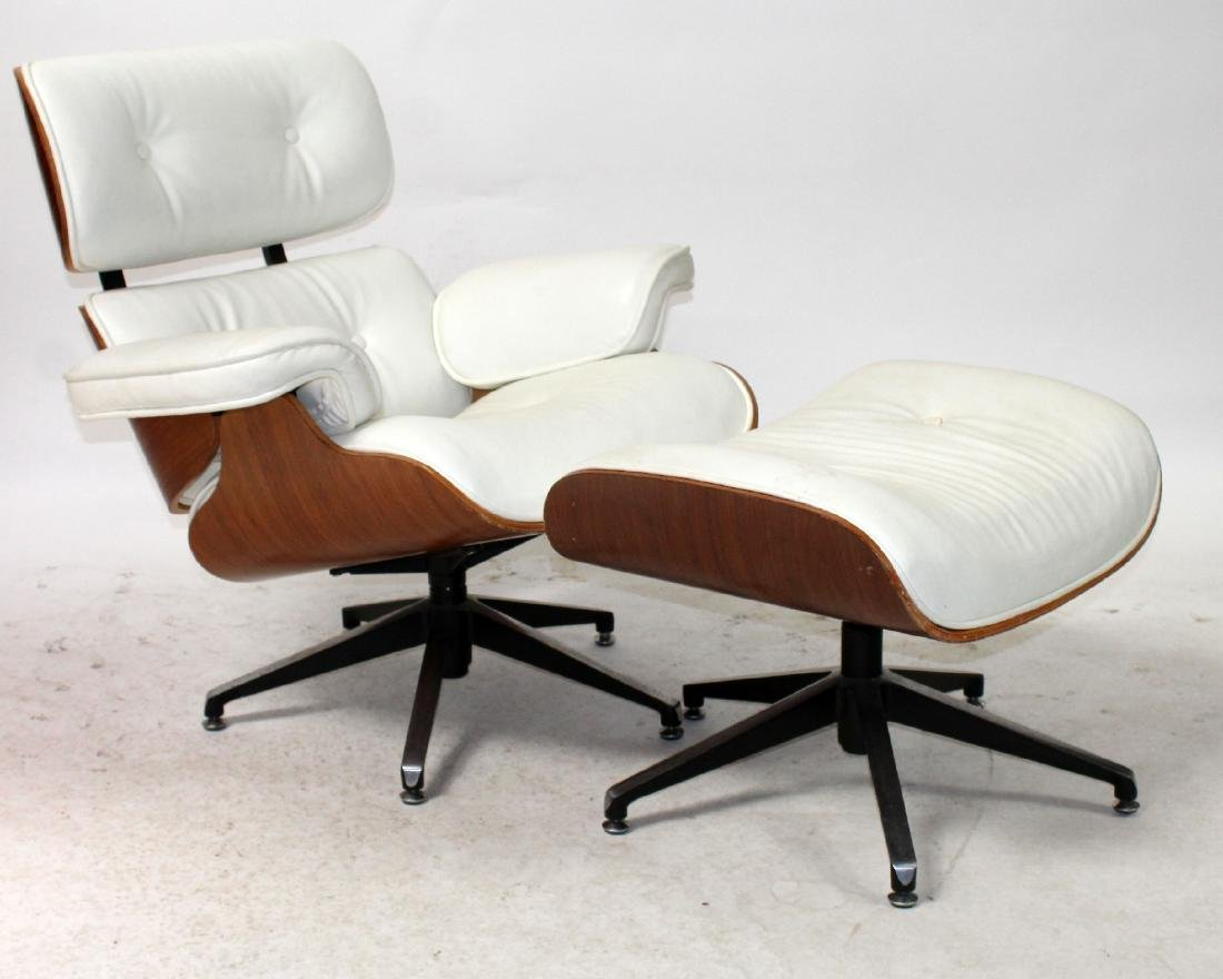 Eames for Herman Miller style lounge chair