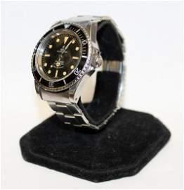 1968 Tudor Submariner 7016/0 watch