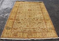6' x 9' Persian style wool rug