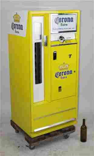 Restored Cavalier CSS-64FS Corona vending machine