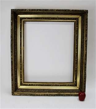 Antique giltwood frame