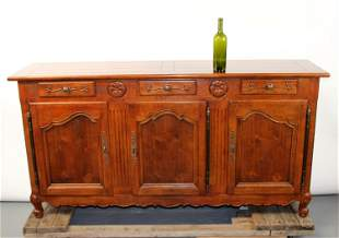 Pierre Deux French Country Henredon sideboard