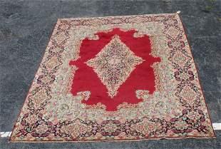 "Persian wool rug 13'2"" x 9'8"""