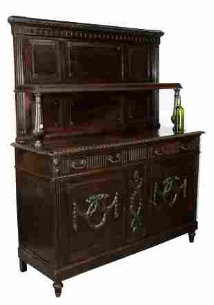 French Louis XVI style tiered server