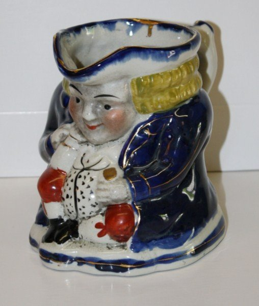 11A: English face mug