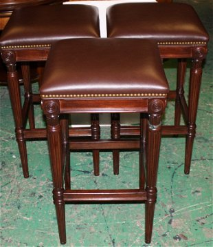 Terrific Hancock Moore Prices 144 Auction Price Results Gmtry Best Dining Table And Chair Ideas Images Gmtryco
