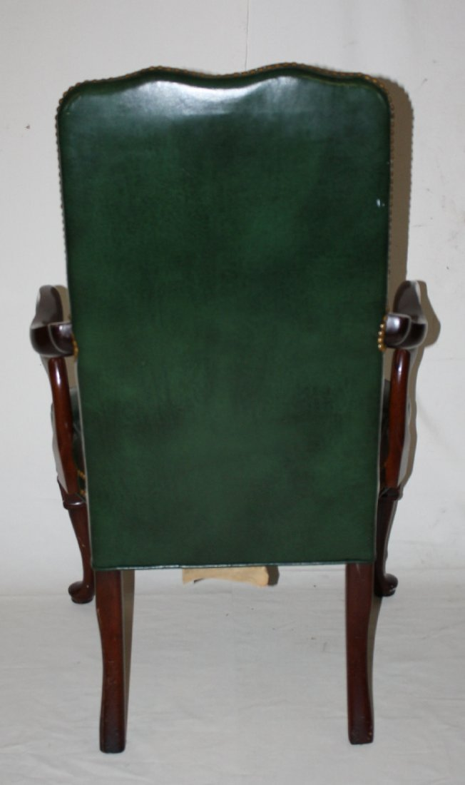Hancock & Moore leather desk chair - 4
