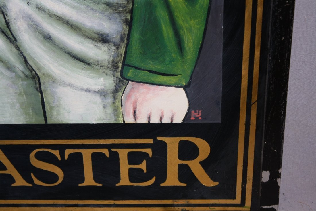 English double sided pub sign-The Union Pubmaster - 4