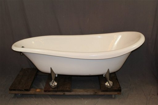 Kohler Birthday Bath Cast Iron Clawfoot