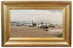 Parker Greenwood (1850-1904) oil on canvas