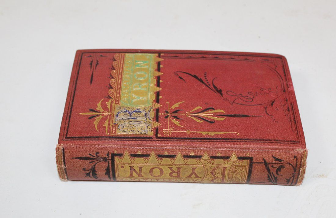 Poetical Works of Lord Byron book