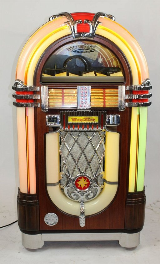 Wurlitzer 1015 CD jukebox