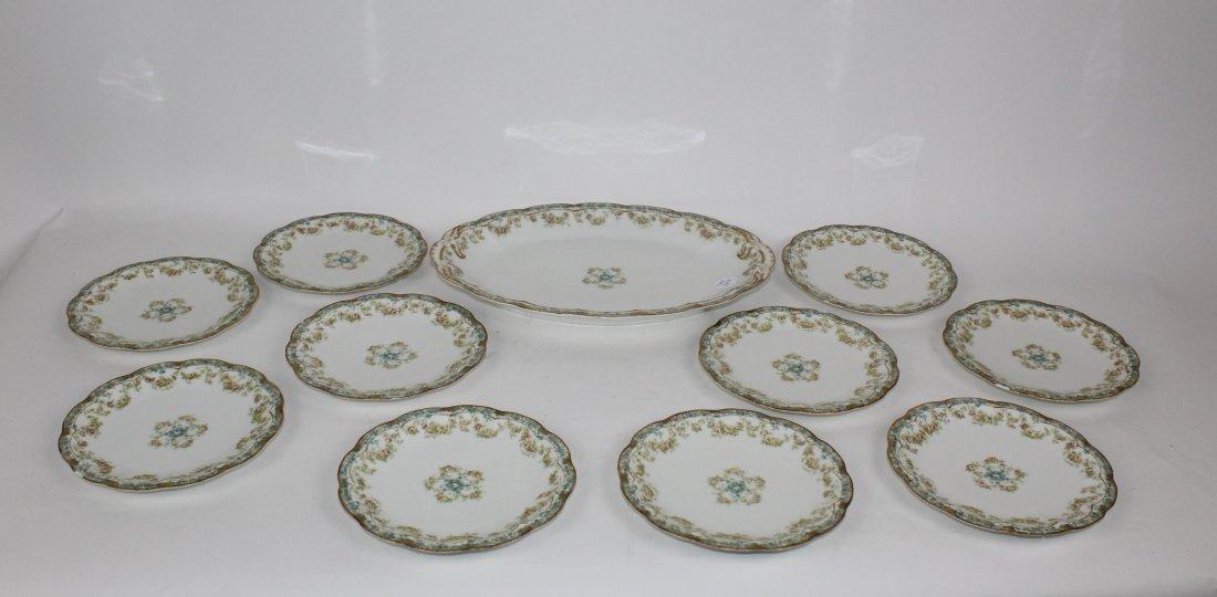 Haviland Limoges Wright Tyndale & Van Roden porcelain