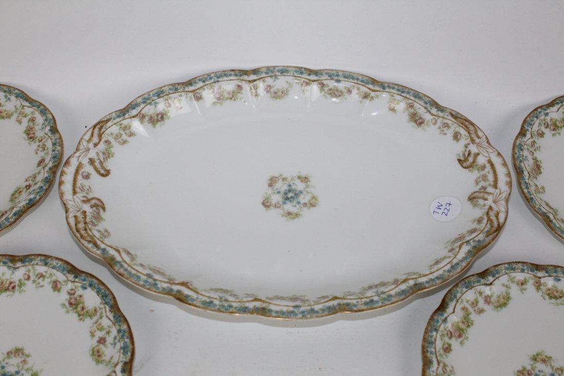 Haviland Limoges Wright Tyndale & Van Roden porcelain - 2