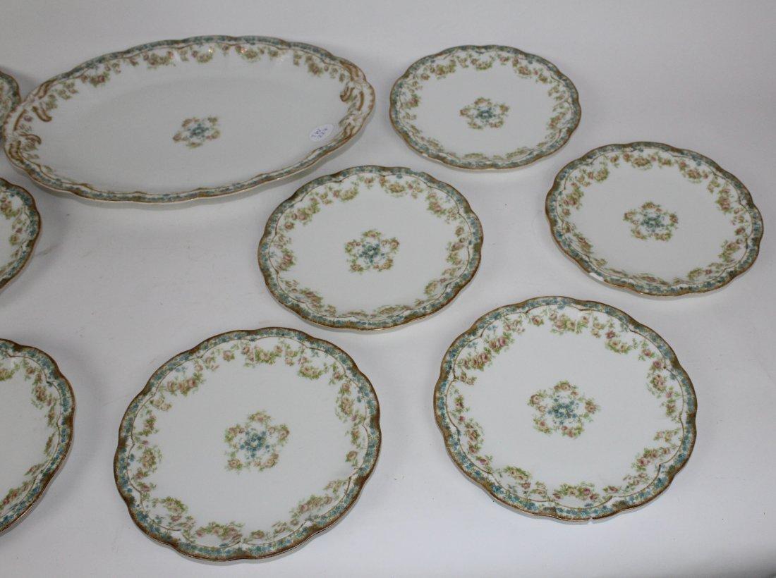 Haviland Limoges Wright Tyndale & Van Roden porcelain - 4