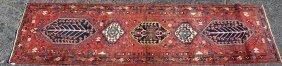 3'3 X 9'7 Persian Karjeh Runner