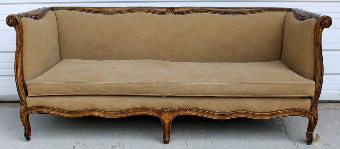 Yale R. Burge French Louis XV Canape sofa