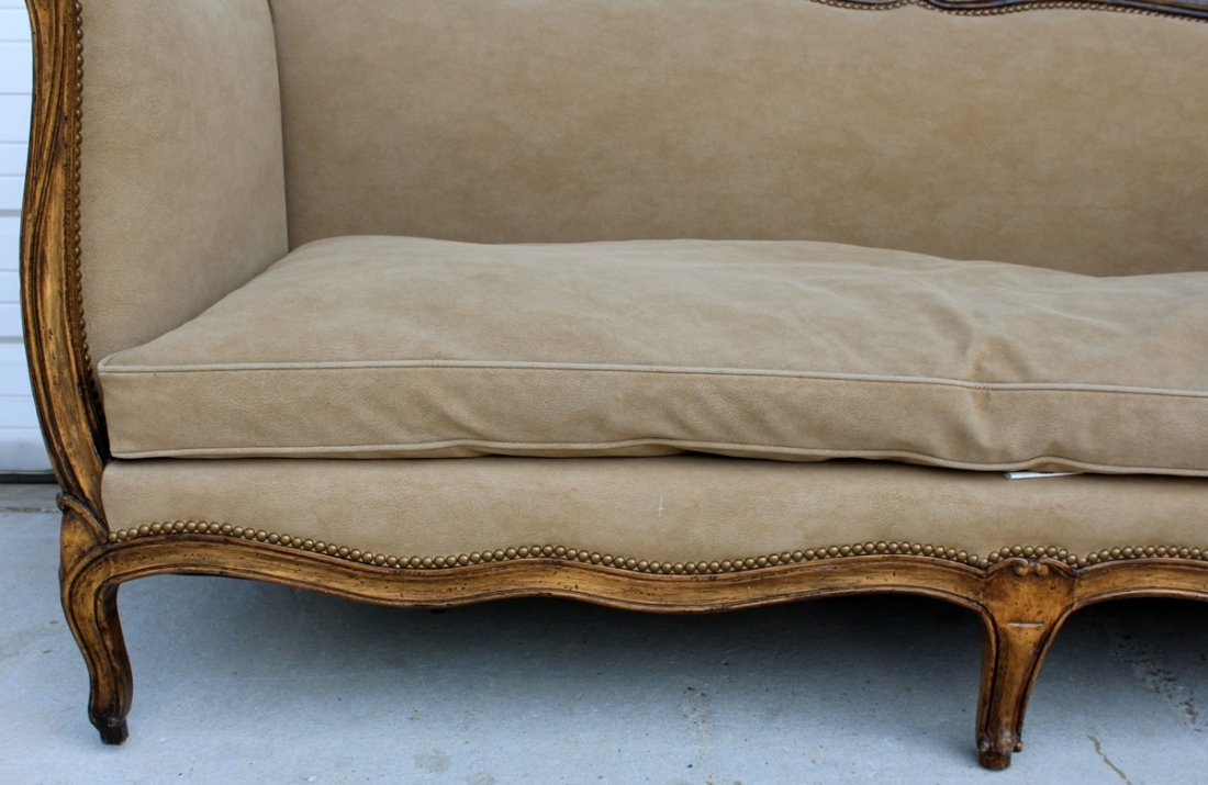 Yale R. Burge French Louis XV Canape sofa - 3