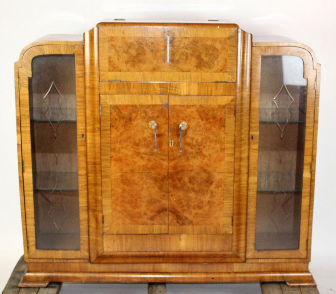Art Deco bar cabinet from Summercorns Furniture