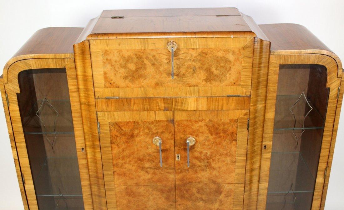 Art Deco bar cabinet from Summercorns Furniture - 2