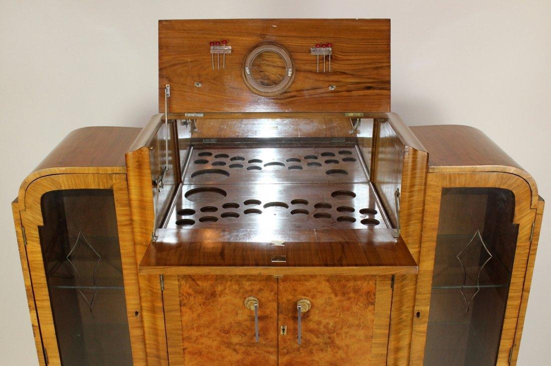 Art Deco bar cabinet from Summercorns Furniture - 3