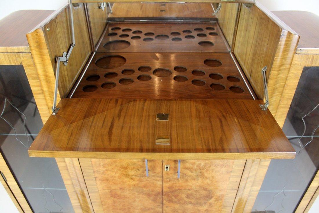 Art Deco bar cabinet from Summercorns Furniture - 4