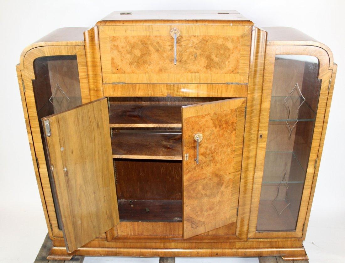 Art Deco bar cabinet from Summercorns Furniture - 5