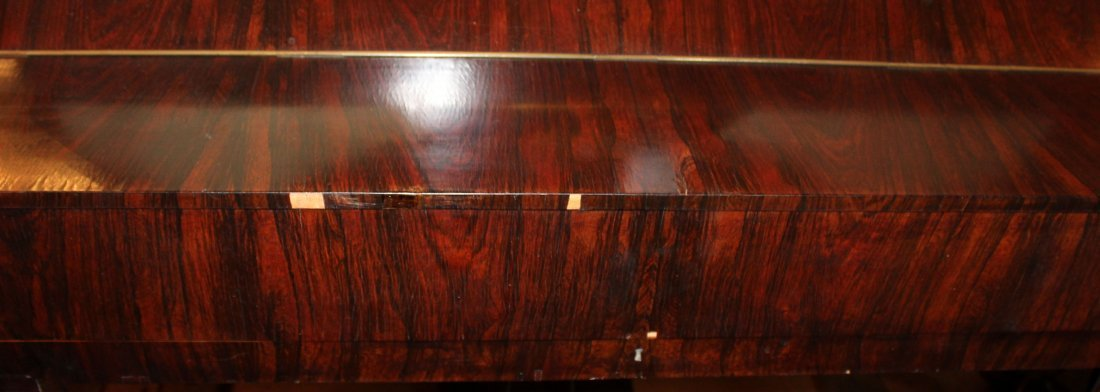 German FA Klein lyre piano in rosewood - 10