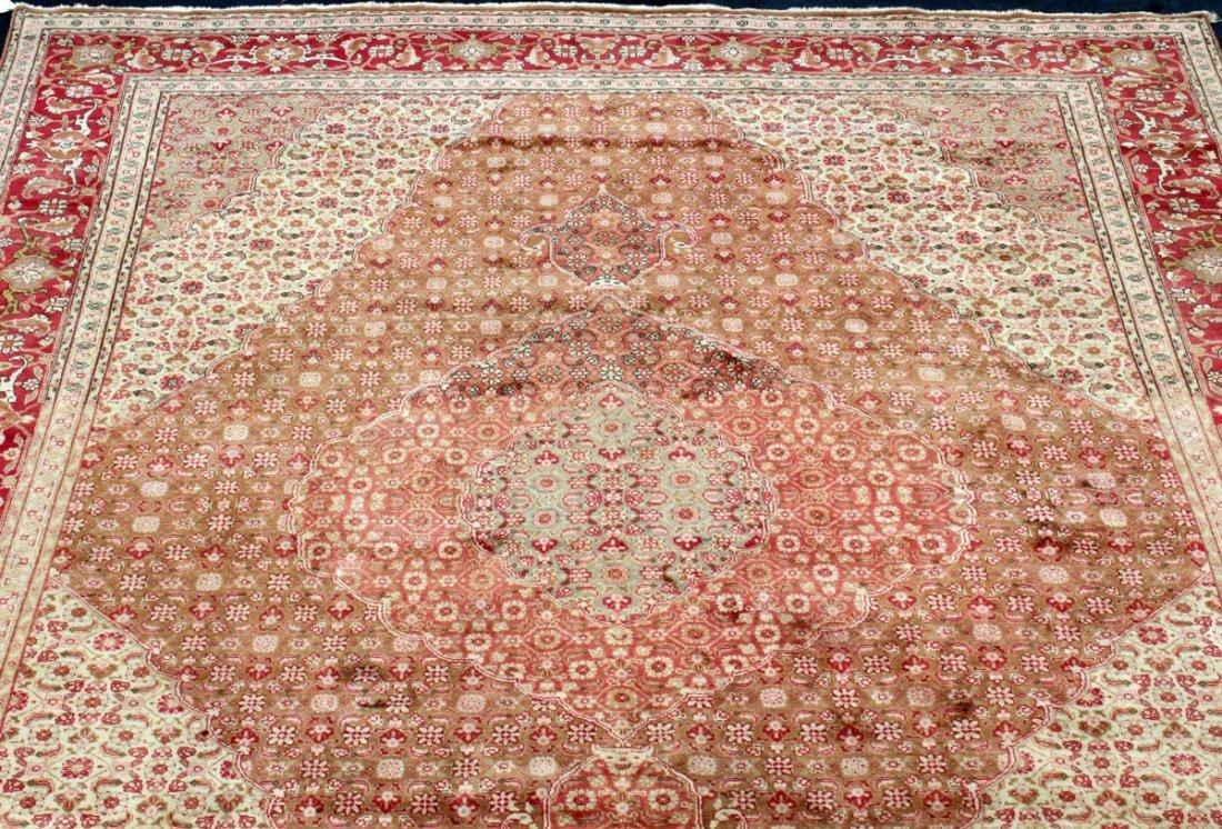 Serapi rug 9'9 x 12'9 - 5