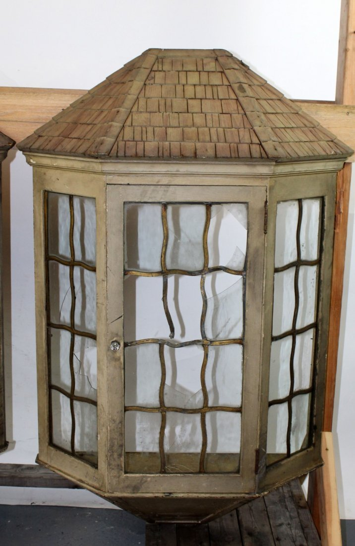 Pair of architectural cottage window boxes - 2